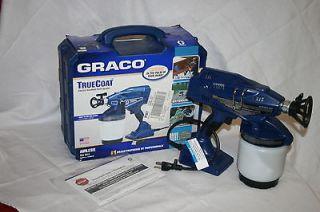 Graco True Coat Electric Handheld Cordless Paint Sprayer w/ Original