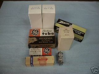 seeburg jukebox amplifier tube kit models g r v j