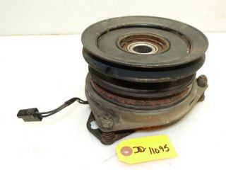 john deere 212 tractor electric pto clutch