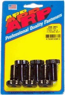 ARP 208 2801 Flywheel Bolts for 88 05 Honda Civic D Series SOHC D15