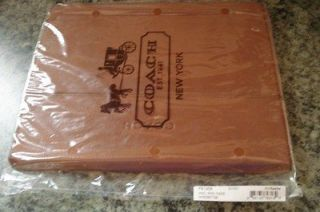 Leather F61309 IPAD 1 2 3 case folding stand cover 100% retail $198.00