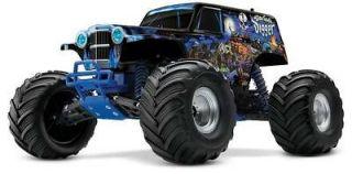NEW Traxxas 2WD Monster Jam Son uva Digger Truck RTR Chnl A2 36024 NIB