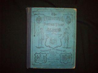 Scott International 20th Century Rare Historic Album w/years1901