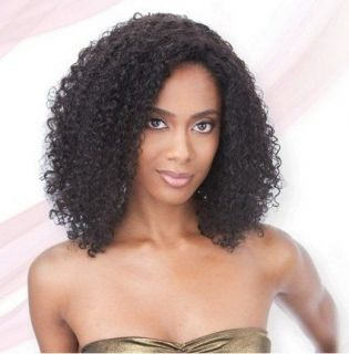 INDIAN HAIR JERRY CURL BY SAGA PREMIUM 100% HUMAN HAIR REMY LACE FRONT