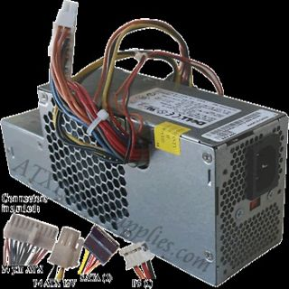 dell xps 210 new power supply upgrade n275p 01 one