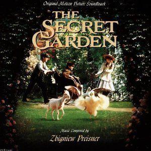Secret Garden [Varese Original Soundtrack] by Zbigniew Preisner (CD