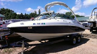 2009 YAMAHA 232 LIMITED S! 76 FRESH WATER HOURS   MOTIVATED   CALL NOW