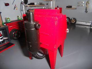 18 SCALE GMP PROFESSIONAL SAND BLASING MACHINE FOR MODEL CAR