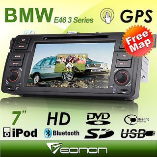 Newly listed 7 Digital GPS Navigation Car DVD Stereo Radio Player