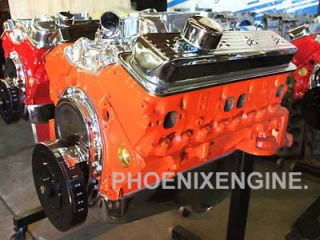 Newly listed CHEVY 350 325HP ENGINE MIDNIGHT HOT SALE ORANGE CRATE
