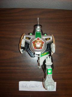 Mighty Morphin Power Rangers   DRAGONZORD DELUX MEGAZORD,RARE,​Parts