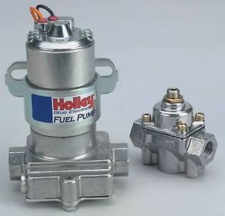 New Holley 12 802 1 Blue Electric Fuel Pump up to 14 PSI w/ Fuel