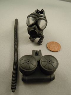 SOLDIER STORY   U.S NAVY EODMU 11   M40A1 G Mask and Filter