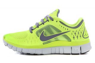Nike Wmns Free Run+ 3 Shoes 5140643 702 Womens 5~8 Available