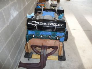 425 hp chevy small block engine complete time left $