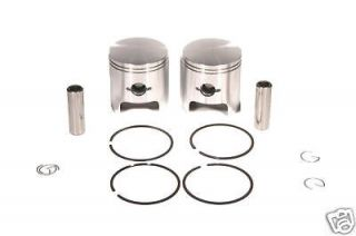 yamaha exciter 440 gp 440 1976 1981 std pistons new