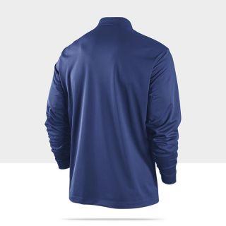 Nike Dri FIT Stretch Tech Long Sleeve Mens Golf Polo 381236_467_B