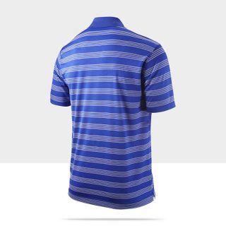 Nike Tech Stripe Mens Golf Polo Shirt 452506_471_B