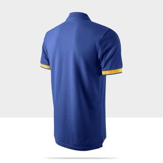 Brasil CBF Grand Slam Mens Polo Shirt 447955_493_B