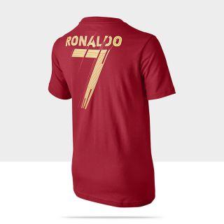 Nike Hero Cristiano Ronaldo 8y 15y Boys Core T Shirt 506744_611_B