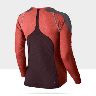 Gyakusou Dri FIT Long Sleeve Womens Running Shirt 514961_656_B