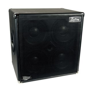 DE410H DEEP END BASS GUITAR SPEAKER CABINET 400W W/ 4 X 10 SPEAKERS