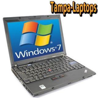 X200 ThinkPad Mini LAPTOP Netbook 2 6 3gb 320 WINDOWS 7 WIFI NOTEBOOK