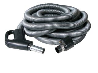 Airvac V610PS 30 ft Deluxe Super System Central Vacuum Hose Linear