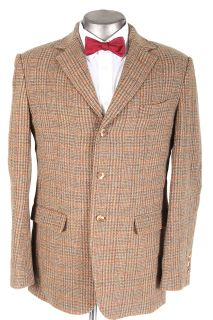 Abby Shot Doctor Who Official 11th Doctors Jacket with Bowtie in
