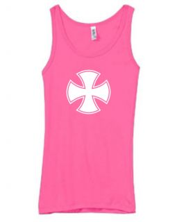 Shirt Tank Iron Cross German Military Armed Forces