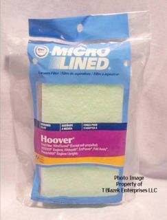 Hoover Vacuum Final Filter Wind Tunnel Bagless Foldaway
