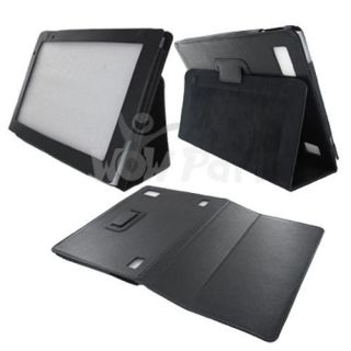 Leather Stand Pouch Case Cover for Acer Iconia Tab A500 New