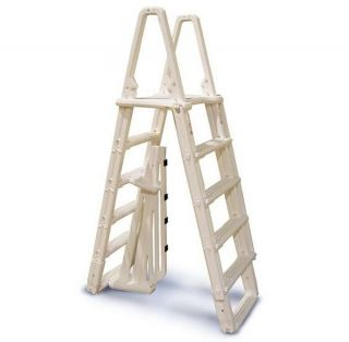 7100B Evolution A Frame Above Ground Swimming Pool Ladder 48 54
