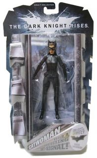 Dark Knight Rises 6 Catwoman Action Figure 6 PK Licensed W7174