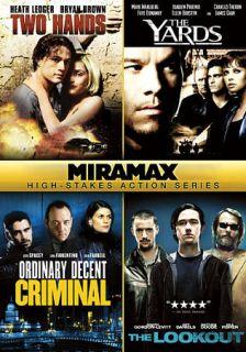 New Miramax Classics 4 Action Films 096009720797