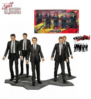 Reservoir Dogs Action Figures Boxed Set