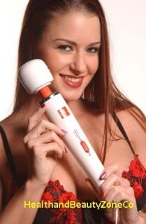 Adam Eve Magic Wand Personal Two Speed Electric Massager Full Body