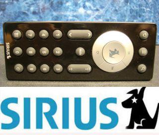 NEW S50 SIRIUS SATELLITE RADIO REMOTE IR TUNER CONTROL SSP1610 XM USA