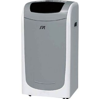 13K BTU Dual Hose Portable Air Conditioner Compact Room AC