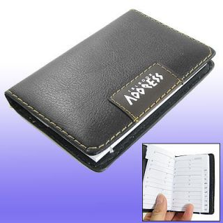 Mini Black A9 Business Telephone Number Address Book