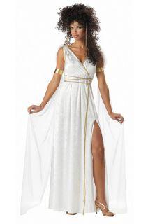 Sexy Athenian Goddess Greek Adult Halloween Costume