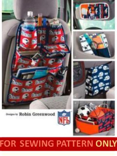 Make Car Seat Organizers Toys Travel Storage for Baby Kid Adult