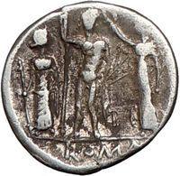 Roman Republic Blasio Oscipio Africanus Punic War General Ancient