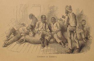 KU Klux Klan Confederate KKK Southern CSA African Negro Black History