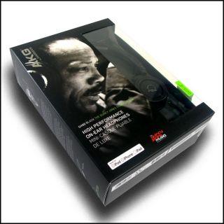 AKG Quincy Jones Q460 Black Folding Headphones w Detachable Cable
