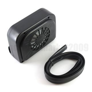 Solar Power Car Auto Cool Air Cooling Cooler Fan 792