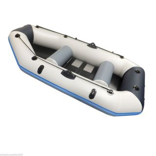 Fishing Boat Dinghy PVC 0 7mm Raft Water Sports with Air Floor