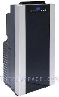 14000 BTU Dual Hose Portable Air Conditioner Heat Pump