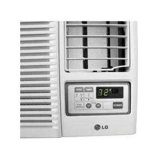 LG LW1810HR 18 000 BTU Window Air Conditioner with Heat