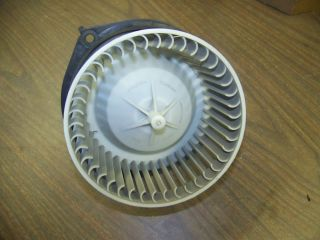 AC Delco GM part # 89018521 Air Conditioner / Heater Blower Motor, No